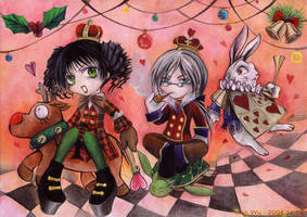 Merry Christmas by LanWu