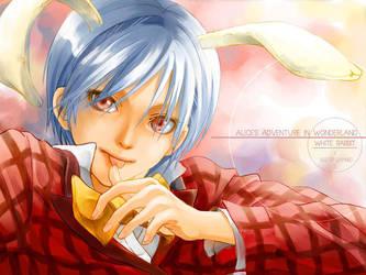 White Rabbit by LanWu