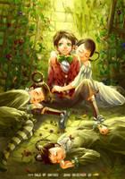Treacle Well by LanWu