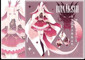 [CLOSED] CS DRAAKSHI #1 AUCTION by SashaKim