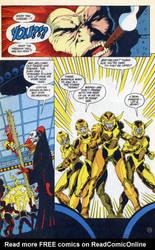 Team Titans: Metallik by Dandinofthebluefire