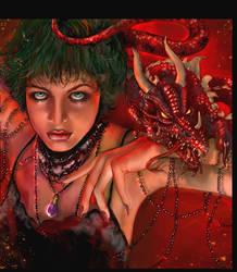 Dragon Tamer by lollipopstick