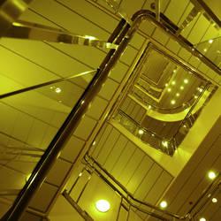 7 Floors Up. by DPasschier