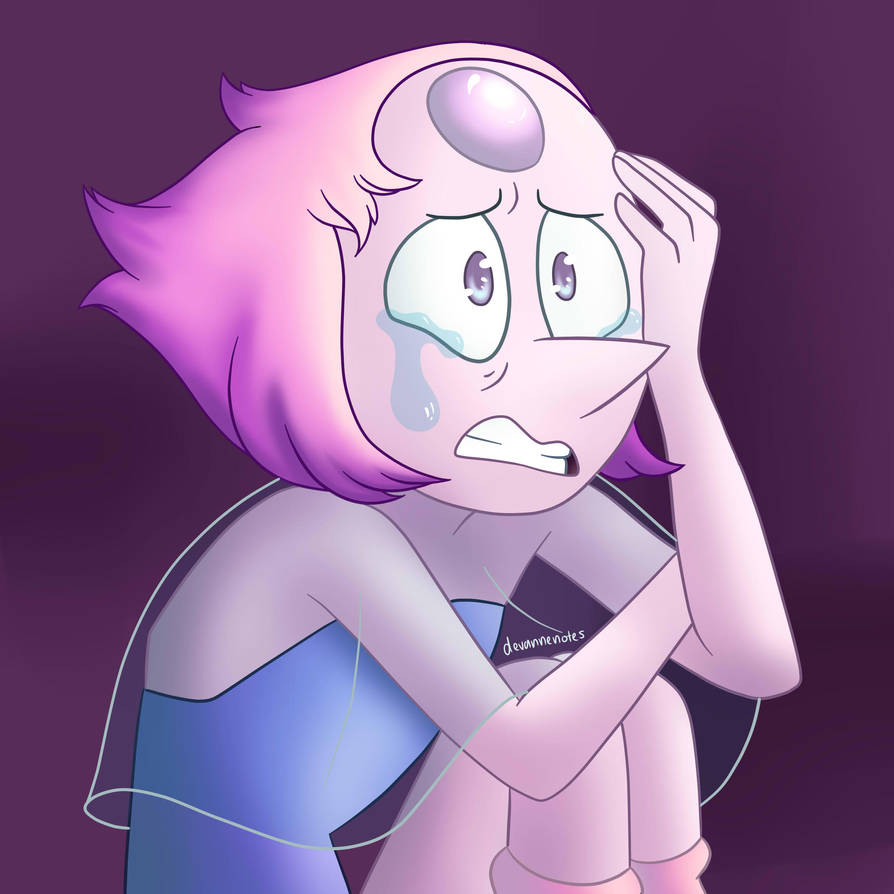 "From the episode ""A Single Pale Rose"" Art by me Pearl belongs to Rebecca Sugar and Cartoon Network This was made in Paint Tool Sai with a Wacom Intuos Art tablet Speedpaint Link: TBA"
