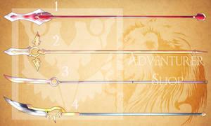 #11  Weapon Adopt (OPEN) by Adventurer-Shop