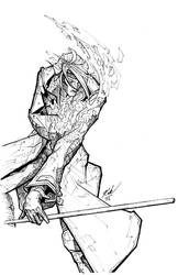 Gambit Sketch by johnni-k