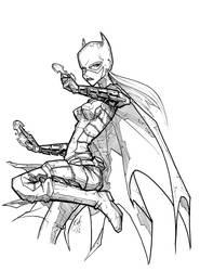 Batgirl by johnni-k