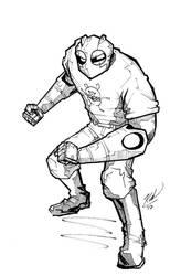 Atomic Robo by johnni-k