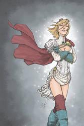 Gogs N Gears 2013 Power Girl by johnni-k