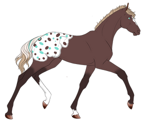 0258 Foal Design by BlushiexD