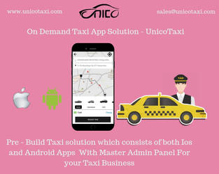 Taxi Dispatch Software by sanjumohan