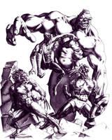 Marvels by WadeFurlong