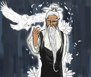 Legend of Pai Mei by aspieomnipintent