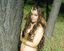 Faun costume 07 by Idzit
