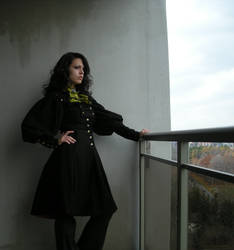 Steampunk coat 01 by Idzit