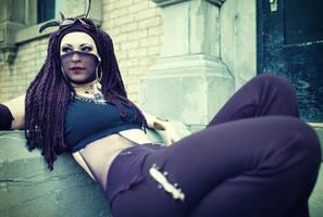 Cyber Tribal punk 01 by Idzit