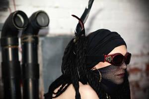 Cyber Tribal punk 07 by Idzit