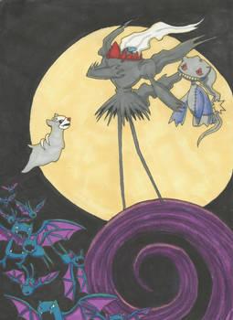 Nightmare Before Pokemon by Kelos-Kreations