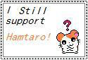 I still support Hamtaro by Amisca