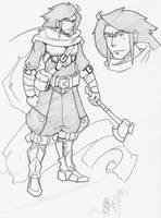 Main Character by HolyLancer9