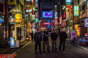 Tokyo Lights by VillyVilly