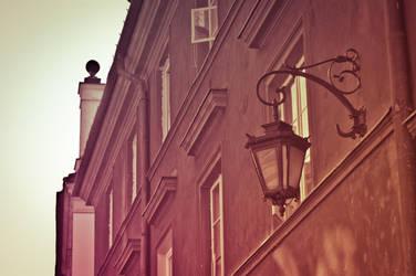 Old Lantern by sztoli