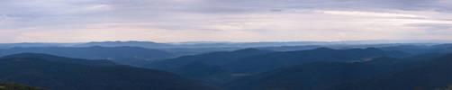 Panorama wetlinska by sztoli