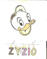 Zyzio / Louie by szymmirr