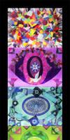 Chakra Totem by MandyMcPebbleFace