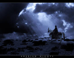 Arabian Nights by nevermoregraphix