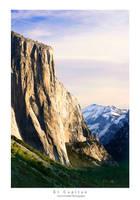 El Capitan by nevermoregraphix