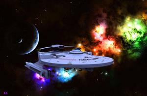 LOTG Trek 2 by Bobvan