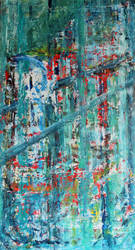 Tribute to Gerhard Richter by rpw353