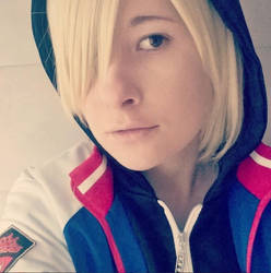 Yuri Plisetsky by Liliane197