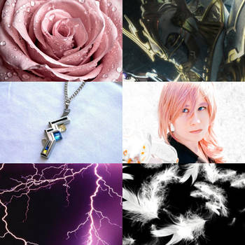 Lightning farron Aesthetic Challenge by Liliane197