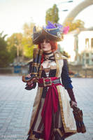 Captain Miss Fortune by Angelinell