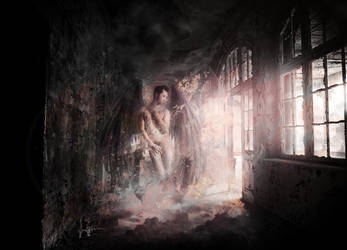Angelic Darkness by VHannibal
