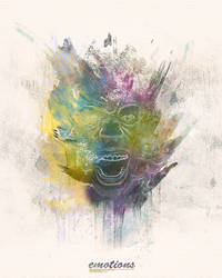 Colorful Emotions by VHannibal