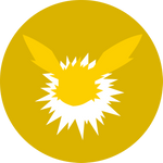 Minimalist Jolteon Icon (Free to Use) by Jedflah