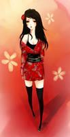 Geisha Sayah by ehriin