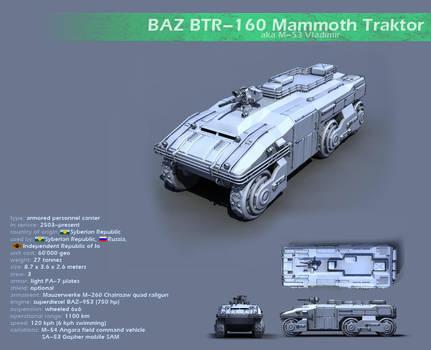 Mammoth Traktor by Ergrassa