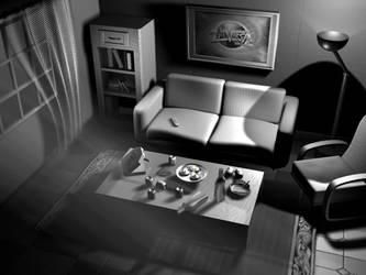 Room sweet room by Vilain-pabo