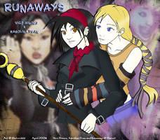 ...runaways... nico x karolina by winterchild