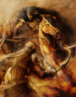coltaine rides out 2 by slaine69