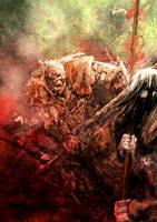 Karsa meets the Edur by slaine69