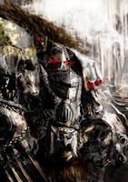 pre heresy terminator by slaine69