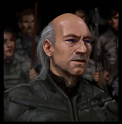 Gurney Halleck by slaine69
