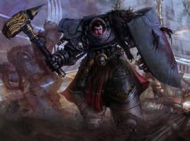 Honor Guard Morkai by slaine69