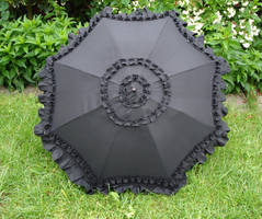 Recovered Vintage Parasol by LotD
