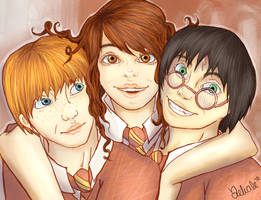 HP: Say Cheese by Deliale